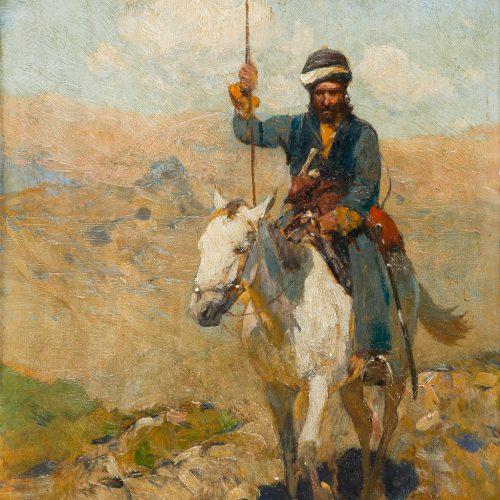 Horseman Hampel